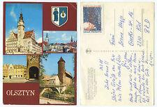 21208 - Olsztyn - Ansichtskarte, ungestempelt