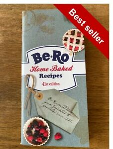 NEW! Be-Ro Home Baked Recipe Book - 41st Edition