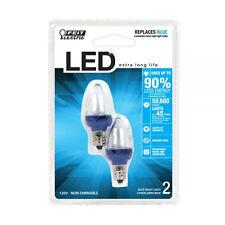 Feit Electric Accent Blue LED Night Light Bulb - BPC7/B/LED