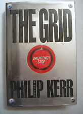 THE GRID  -  PHILIP  KERR  (1996) GREAT Signed 1st EDITION