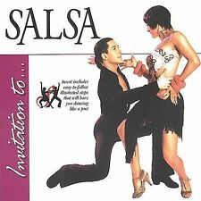 Invitation to Dance: Salsa  Easy to Follow Steps So You Can Dance Line a STAR