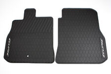 2006-2012 GENUINE MITSUBISHI ECLIPSE ALL WEATHER RUBBER FLOORMATS MZ313508