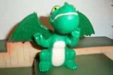 McDonalds How to Train Your Dragon Green #6 Terrible Terror ACTION TOY SNAPS