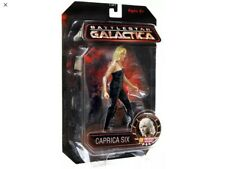Battlestar Galactica Cylon CAPRICA SIX Preview Action Figure New and Sealed