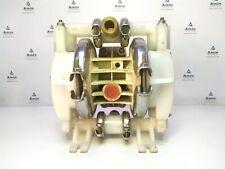 WILDEN pump P1 Diaphragm Pump 1/2'' - TESTED PUMP