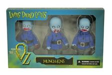 "LIVING DEAD DOLLS ~ The Lost in Oz 4"" Munch-Kins Mini Figures (Mezco) #NEW"