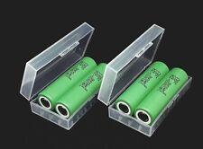 4 x Samsung Li-ion Battery HP SDI INR18650-25R -2500mah 3,7V - 4xakkus+2xakkubox