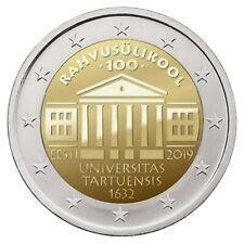 "ESTLAND: SPECIALE 2 EURO 2019: ""UNIVERSITEIT"""