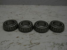 Gravely 038110 OEM Cone Bearings New, Lot of 4