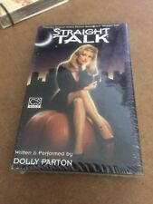 DOLLY PARTON STRAIGHT TALK FACTORY SEALED CASSETTE SINGLE C8