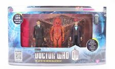 DOCTOR WHO 10cm DAY OF THE DOCTOR set TENTH ELEVENTH DR ZYGON figures toys - NEW