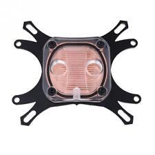 Computer Radiator 50mm Water Cooling Cooler For CPU Heatsink Laser Head