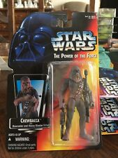 Kenner Star Wars The Power of the Force - Chewbacca - Nib