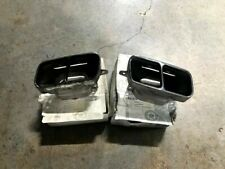 Mercedes Benz W176 A45 AMG exhaust tip pair Genuine Oem A1764900427/A1764900327