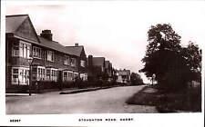 Oadby. Stoughton Road # 22297 by A.E. Plant, Hairdresser, Oadby.