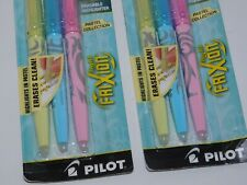Pilot Frixion Highlighters Highlight Amp Erase Pastel Two Packs