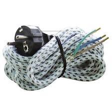 Bügeleisenkabel Anschlußkabel Anschlußleitung 3x0,75 mit Stecker Bügeleisen