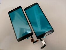 VETRO +TOUCH SCREEN per ALCATEL ONE TOUCH 1 5033 5033X 5033D-2AALWE1 NERO