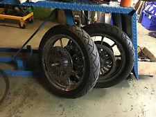 Wheel wheels rad räder Wiel Complete Harley Davidson Road King