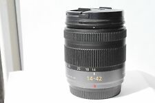 PANASONIC G VARIO 14-42MM f3.5-5.6 Aspherical Mega O.I.S Lens