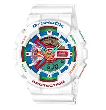 Casio G Shock *GA110MC-7A Anadigi Multi Color Dial White Gshock COD PayPal