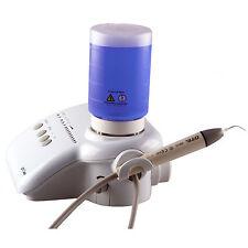 Woodpecker DTE D7 LED Dental Ultrasonic Piezo Scaler autoclavable Handpiece+Tips