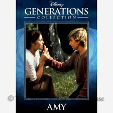 Disney Generations Collection Amy Rare Touching Movie DVD Deaf Children Teacher