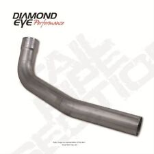Diamond Eye 222061 Exhaust Tailpipes, 5.0 in. O.D. For Dodge 5.9L Cummins Diesel