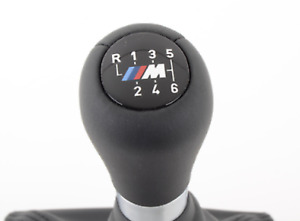 BMW 3 F30 6 M Manuel Levier de Vitesse Coffre Pommeau LHD 25112284555 Neuf Vrai