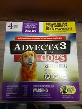 Advecta 3 Flea and Mosquito Repellent for Dog