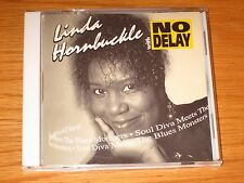 Soul Diva Meets the Blues by Linda Hornbuckle (CD, Jan-1996, Criminal Records...