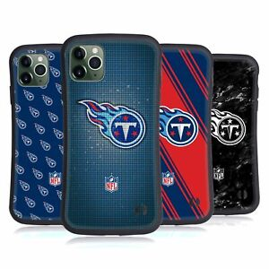 OFFICIAL NFL TENNESSEE TITANS ARTWORK HYBRID CASE FOR APPLE iPHONES PHONES