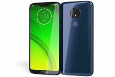Unlocked T-Mobile Motorola Moto G7 Power 32Gb Smart Phone / Ultra Metro Pcs At&T