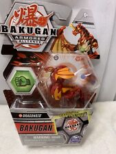 Bakugan Armored Alliance Dragonoid Gate-Trainer BakuCores Character Card - New