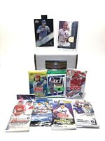 Baseball Cards 7 Packs 3 Hobby / 4 Retail + 1 Auto & # Card Or RELIC