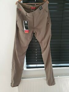 Craghoppers: NosiLife Pro Active lightweight stretch Trousers new 36L