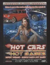 NEUF COFFRET 2 DVD HOT CARS HOT BABES voitures de sport + filles torrides