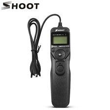 LCD Timer Remote Shutter Release Control RR-90 for Fuji Fujifilm X-T1 X-M1 X-A1