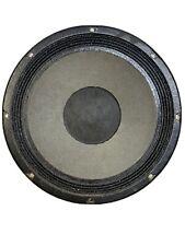 Klipsch K-24-K Woofer Speaker Heresy Ii Rubbing Voice Coil As-Is