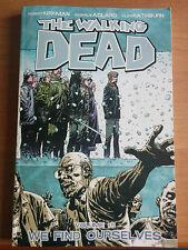 fumetto ENG Walking Dead Vol.15 - We Find Ourselves - Ottime condizioni!!!