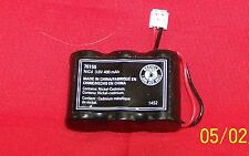 ge 76155 for at&t vtech cordless phone battery for 4051