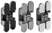 Häfele Türscharnier Scharnierband für Drehtüren aus Holz Türband unsichtbar 180°