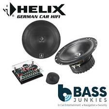 """HELIX P 62C - 6.5"""" 165mm 400 Watts 2 Way Component System Car Van Speakers"""