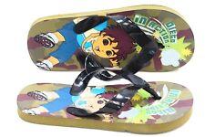 Nick Jr's Go Diego Go! Boy's Green Camouflage Flip Flop Sandals Shoes Sz: 2/3