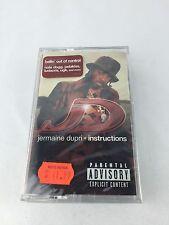 Instructions by Jermaine Dupri (Cassette, Oct-2001, So So Def)