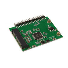 """Mini mSATA Sata SSD to 44 pin 2.5"""" IDE 5V SSD Adapter Card for Laptop Notebook"""
