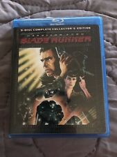 Blade Runner - 5 disc The Complete Collectors Edition Blu Ray