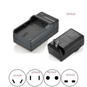 Wall Travl Home Battery Charger For Olympus LI-80B LI80B T-100 T100 X-960