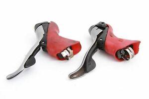 USED Shimano 105 ST-5600 2x10 Speed Drop Bar Shifters Road Cx Gravel Bike