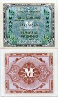 GERMANY 1/2, 0.5 PFENNIG 1944 P 191 UNC